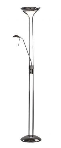 Montana Floor Lamp Black Chrome MON4967 (135593)